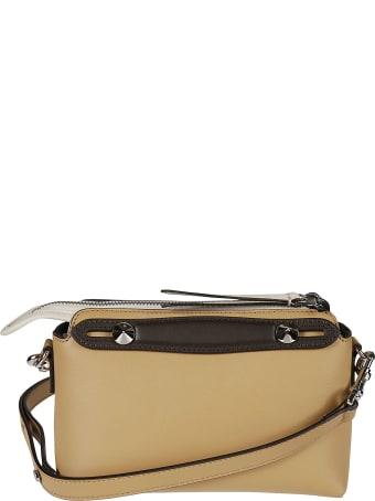 Fendi Top Zip Shoulder Bag