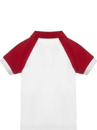Moncler Enfant Polo Shirt