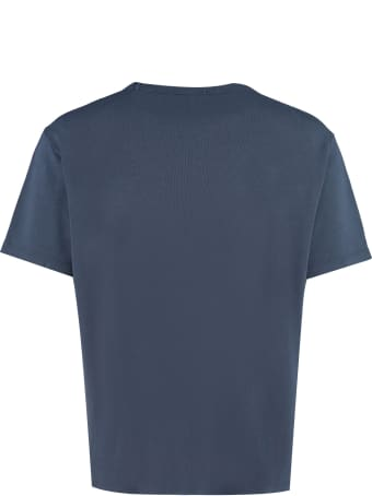 Our Legacy New Box Cotton Crew-neck T-shirt