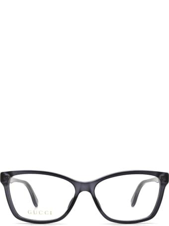 Gucci Gucci Gg0792o Grey Glasses