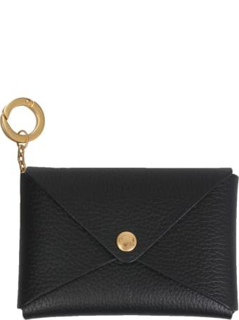 Il Bisonte Titania Leather Envelope Card Holder