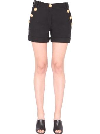 Balmain Mini Shorts