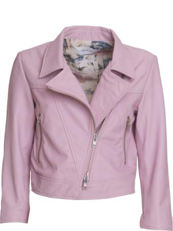 Bully Biker In Pink