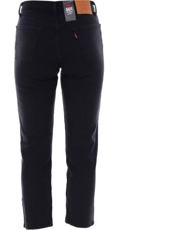 Levi's 501 Original Cropped Jeans