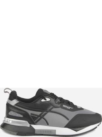 Puma Select Mirage Tech Sneakers With Fabric Inserts