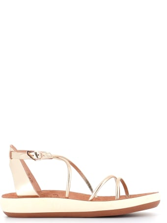 "Ancient Greek Sandals Mules  ""anastasia"""