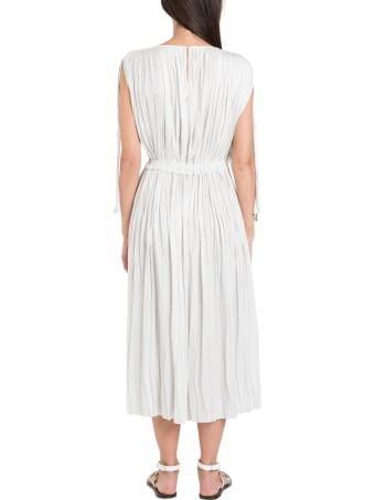 Ulla Johnson Alessa Pleated Dress