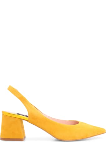 Islo 'gloss' Leather Sandals