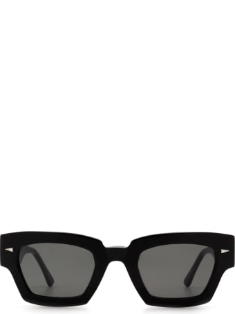 AHLEM Ahlem Villette Black Sunglasses