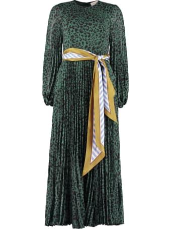 Zimmermann Printed Midi Dress