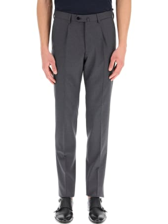 Caruso Classic Wool Trousers