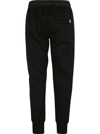 Dolce & Gabbana Classic Ribbed Track Pants
