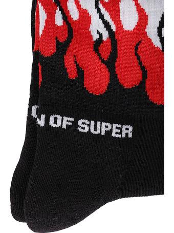 Vision of Super Multicolor Cotton Socks