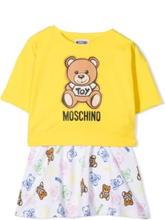 Moschino Complete Skirt And T-shirt