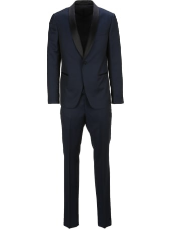 Z Zegna Z-zegna Tuxedo Suit