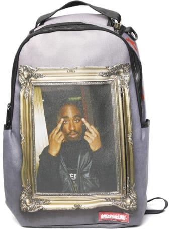 Sprayground Back Tupac Golden Boy