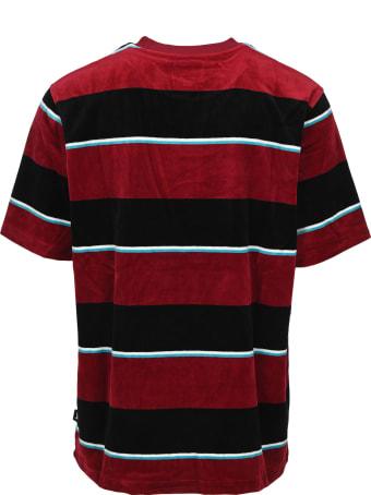 Stussy Chenille Striped T-shirt