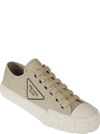 Prada Canvas 2 Sneakers