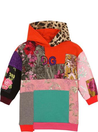 Dolce & Gabbana Sweatshirt Dress