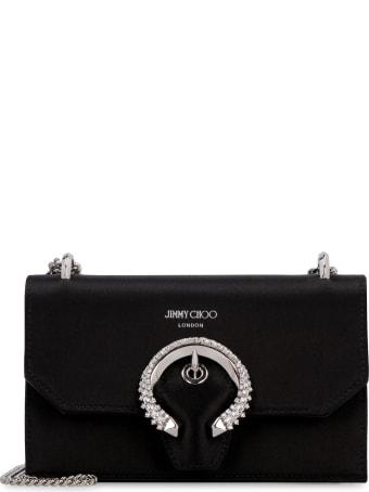 Jimmy Choo Paris Satin Mini-bag
