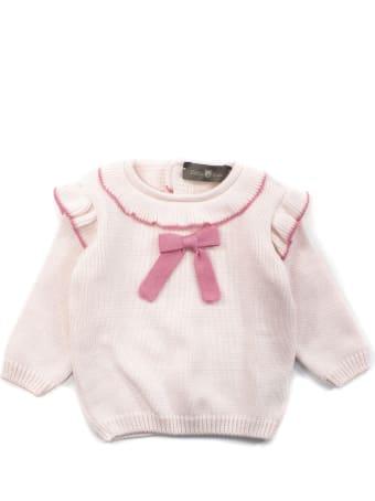 Little Bear Pink Cotton Set