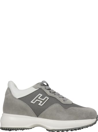 Hogan Nylon/suede Sneaker