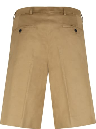 Prada Cotton Bermuda Shorts