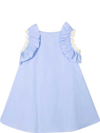 Piccola Ludo Light Blue Dress