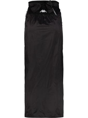 Kappa Kontroll Techno Fabric Wrap Skirt