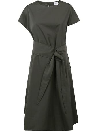 Aspesi Belted Classic Dress
