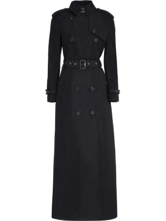 Burberry Battersea Techno Fabric Trench Coat