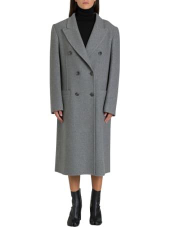 Maison Margiela Cashemre Double-breasted Coat