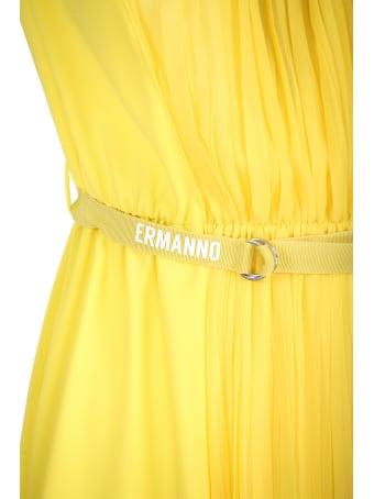 Ermanno Ermanno Scervino Ermanno Scervino long cady dress