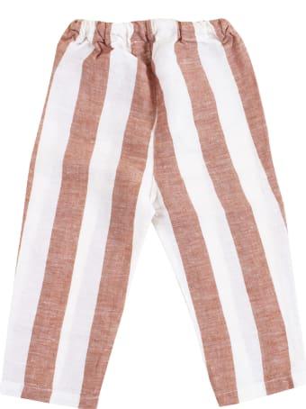 Zhoe & Tobiah Striped Infant Trousers