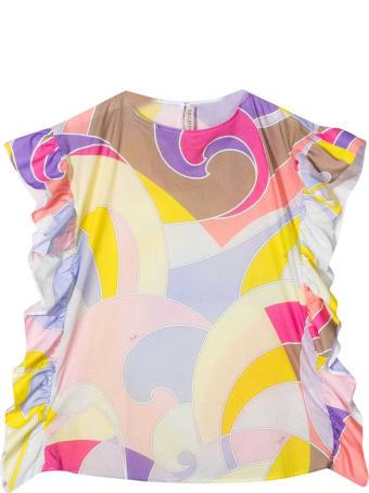 Emilio Pucci Multicolored Blouse