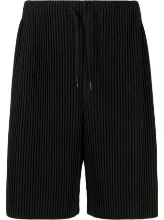 Homme Plissé Issey Miyake Pleats Shorts
