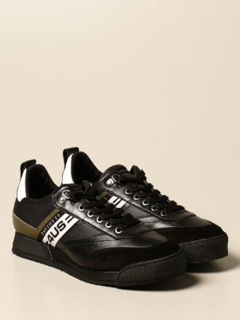 Paciotti 4US Sneakers Paciotti 4us Sneakers In Suede And Leather