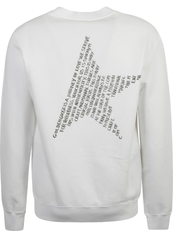 Golden Goose Archibald Regular Crewneck Sweatshirt