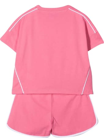 Moschino Double Question Mark Teen Sports Suit