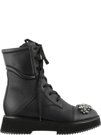 Jimmy Choo Hadley Ankle Boots