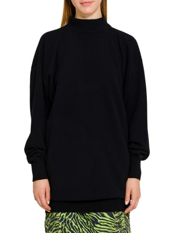 Circus Hotel Cut Out Jumper