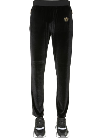 Versace Taylored Fit Trousers