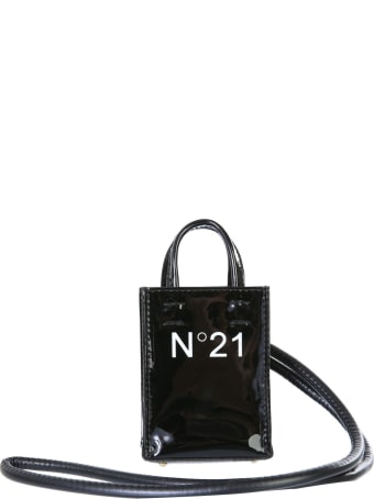 N.21 Nano Shopping Bag With Logo