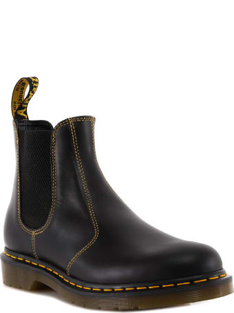 Dr. Martens 2976 Atlas Round Toe Ankle Boots