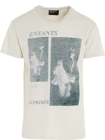 Enfants Riches Deprimes 'inverted Geisha Short Sleeve' T-shirt