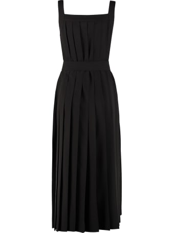 Max Mara Zadar Pleated Dress