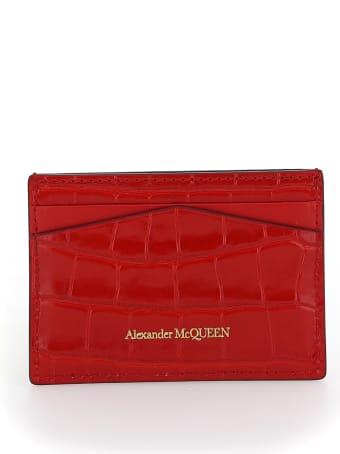 Alexander McQueen Card Holder