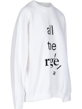 Maison Margiela Printed Sweatshirt