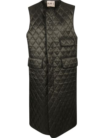 Plan C Quilted Padded Vest