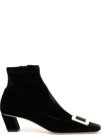 Roger Vivier Belle Vivier Ankle Boots
